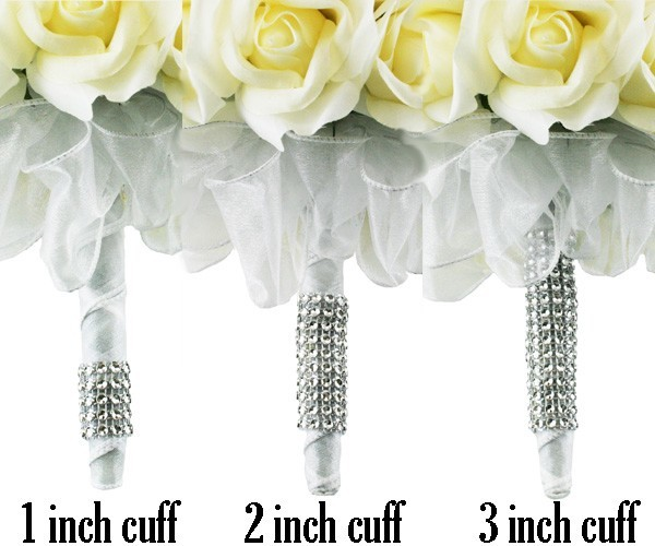 Bouquet Cuff Size Options